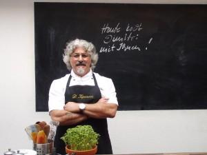 Kochkurs mit Dimitrios Kipouros in Düsseldorf und Umgebung