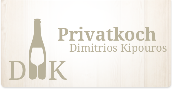 Privatkoch Dimitrios Kipouros